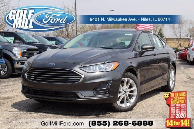 new 2020 Ford Fusion car, priced at $19,493