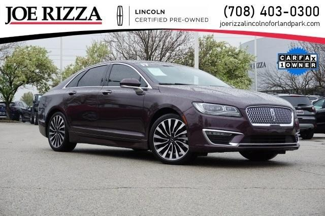 used 2017 Lincoln MKZ car, priced at $35,990