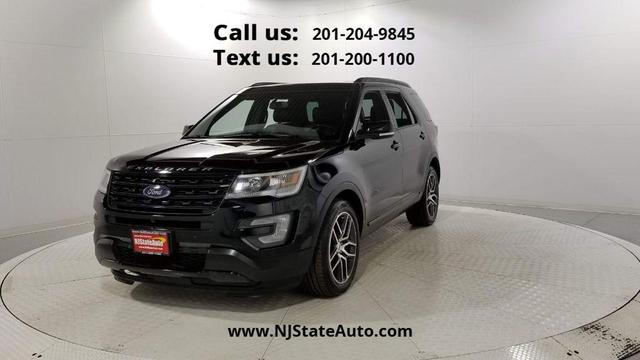 used 2017 Ford Explorer car, priced at $26,967