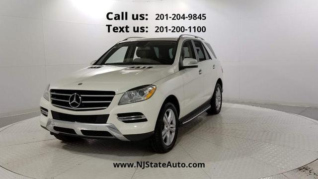 used 2013 Mercedes-Benz M-Class car, priced at $18,646