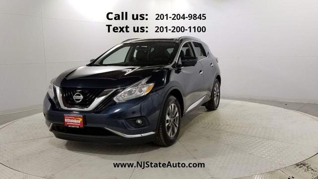 used 2017 Nissan Murano car, priced at $21,985