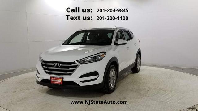 used 2018 Hyundai Tucson car, priced at $17,704