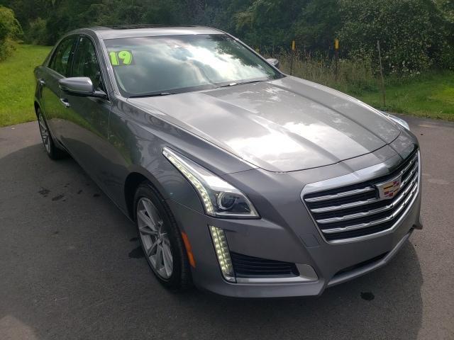 new 2019 Cadillac CTS car, priced at $47,999