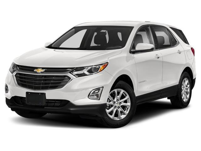 new 2021 Chevrolet Equinox car, priced at $26,771