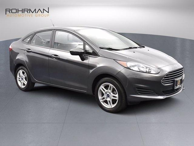 used 2017 Ford Fiesta car, priced at $10,800