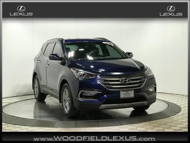 used 2018 Hyundai Santa Fe Sport car, priced at $21,777