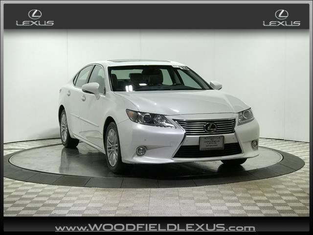 used 2013 Lexus ES 350 car, priced at $19,277