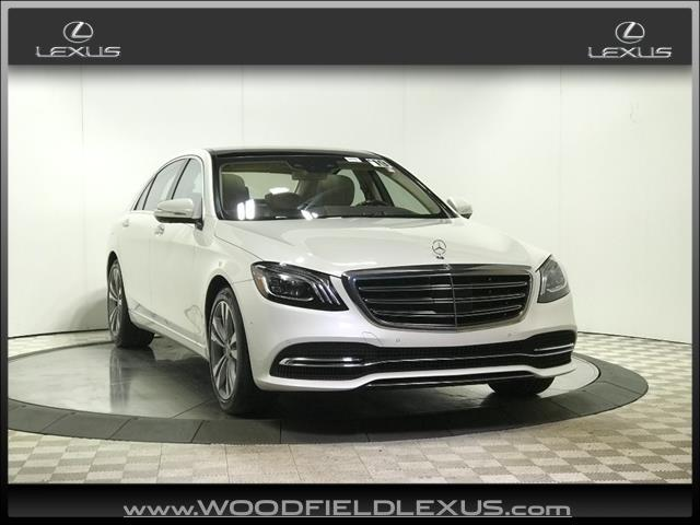used 2019 Mercedes-Benz S-Class car, priced at $76,977