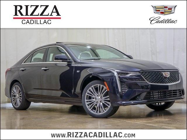 new 2020 Cadillac CT4 car, priced at $45,795