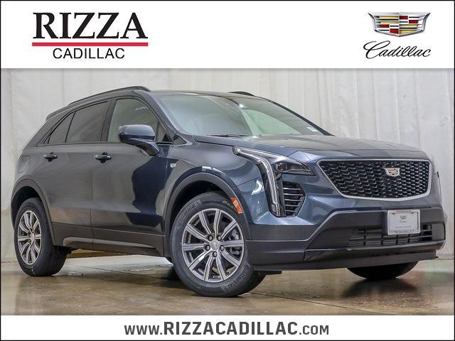 new 2020 Cadillac XT4 car, priced at $42,945
