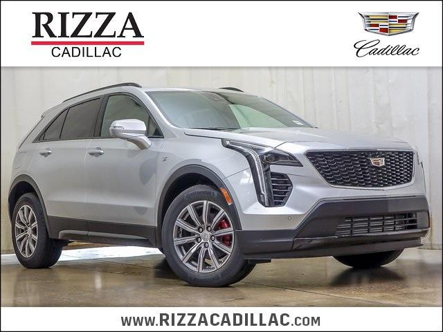 new 2021 Cadillac XT4 car, priced at $50,420