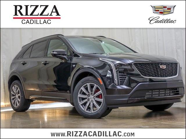 new 2021 Cadillac XT4 car, priced at $48,400