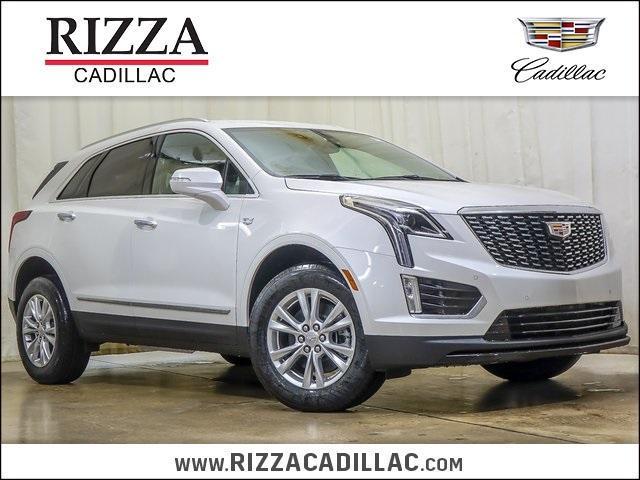 new 2021 Cadillac XT5 car, priced at $46,215