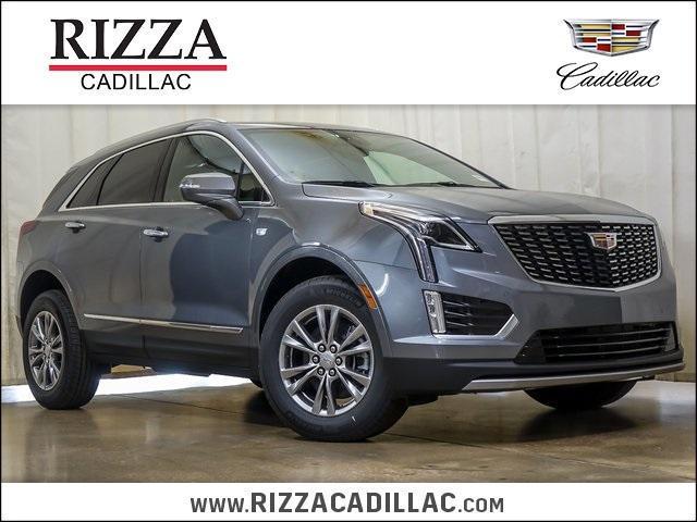 new 2021 Cadillac XT5 car, priced at $50,000