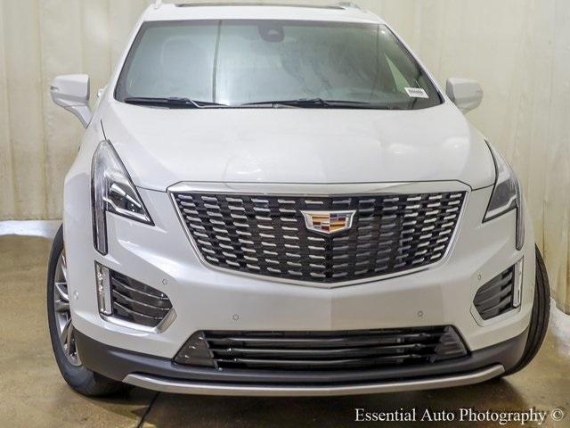 new 2021 Cadillac XT5 car, priced at $60,520