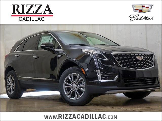 new 2021 Cadillac XT5 car, priced at $55,000