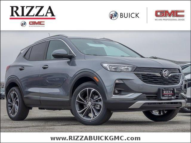 new 2021 Buick Encore GX car, priced at $27,930