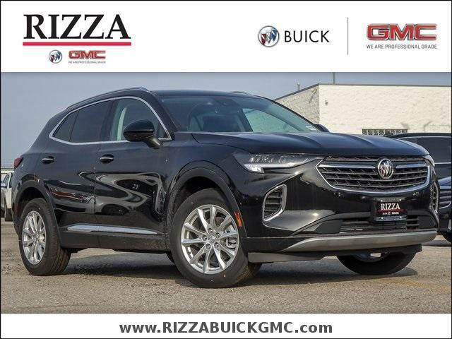 new 2021 Buick Envision car, priced at $35,240