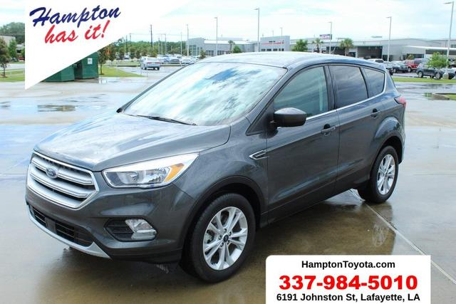 used 2019 Ford Escape car, priced at $25,499