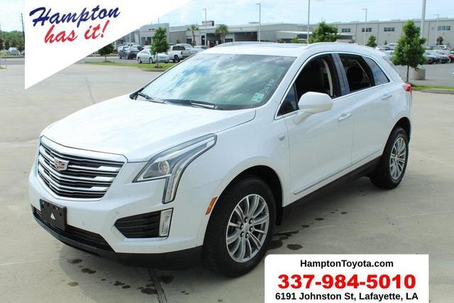 used 2017 Cadillac XT5 car, priced at $25,499