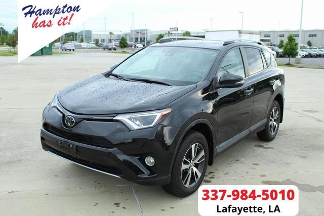 used 2017 Toyota RAV4 car, priced at $25,999