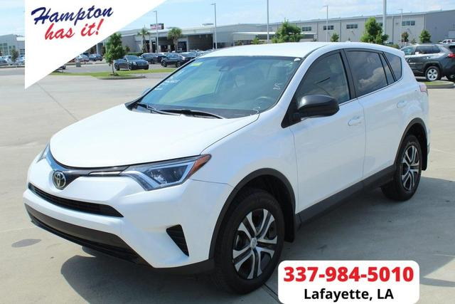 used 2018 Toyota RAV4 car, priced at $25,999