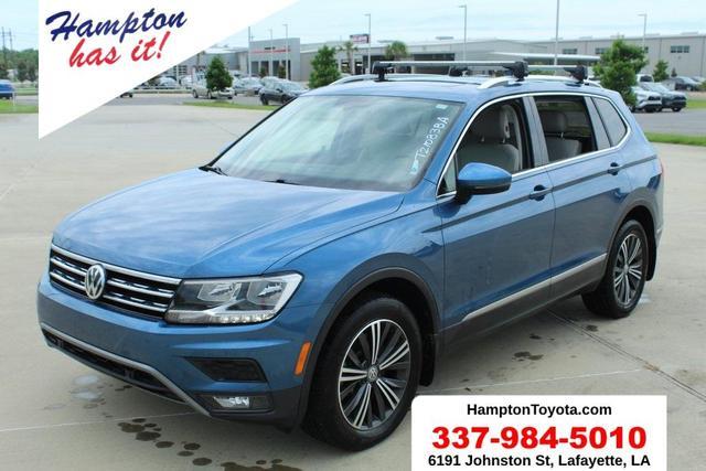 used 2019 Volkswagen Tiguan car, priced at $25,499
