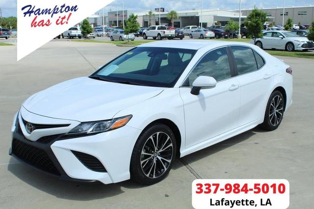 used 2018 Toyota Camry car, priced at $25,999