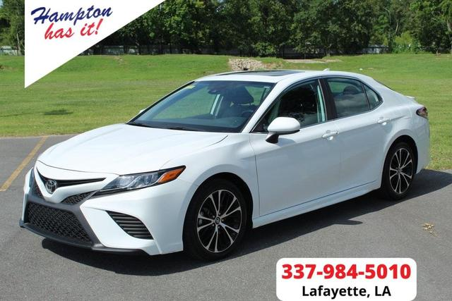 used 2019 Toyota Camry car, priced at $26,499