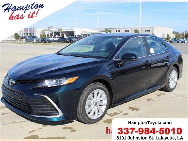 new 2021 Toyota Camry car, priced at $26,924