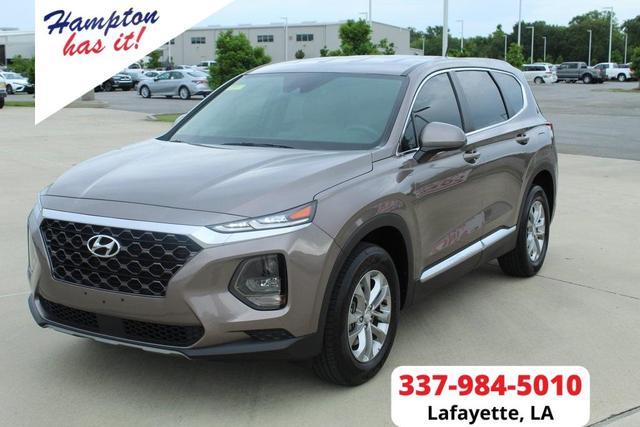 used 2019 Hyundai Santa Fe car, priced at $25,999