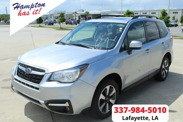 used 2018 Subaru Forester car, priced at $24,999