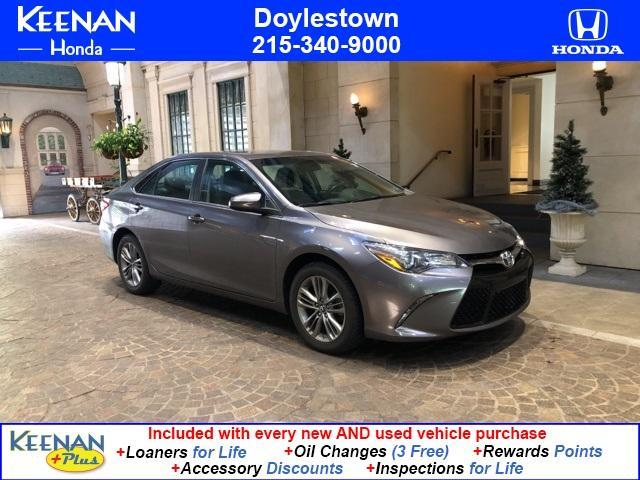 used 2017 Toyota Camry car, priced at $19,992