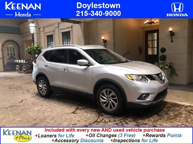 used 2015 Nissan Rogue car, priced at $18,491