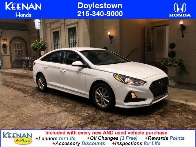 used 2018 Hyundai Sonata car, priced at $18,791