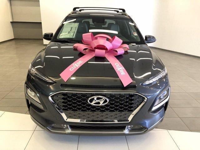 new 2021 Hyundai Kona car, priced at $24,836