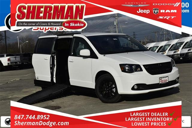 new 2020 Dodge Grand Caravan car, priced at $41,468
