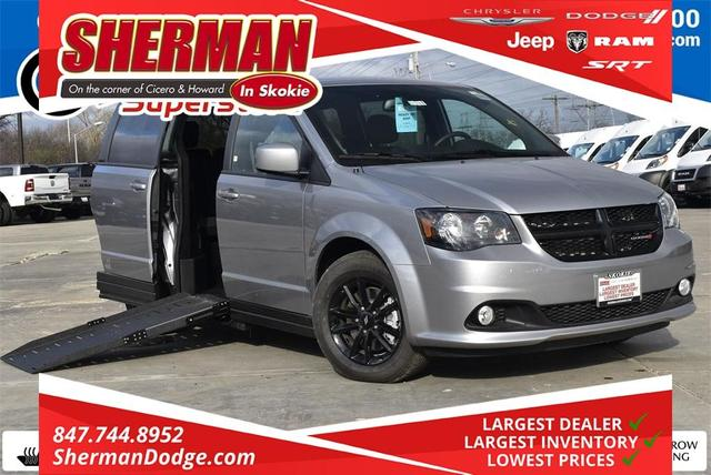 new 2020 Dodge Grand Caravan car, priced at $44,572