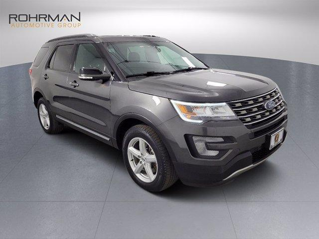 used 2017 Ford Explorer car, priced at $31,889
