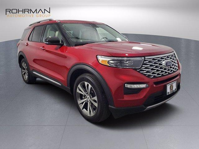 used 2020 Ford Explorer car, priced at $51,889