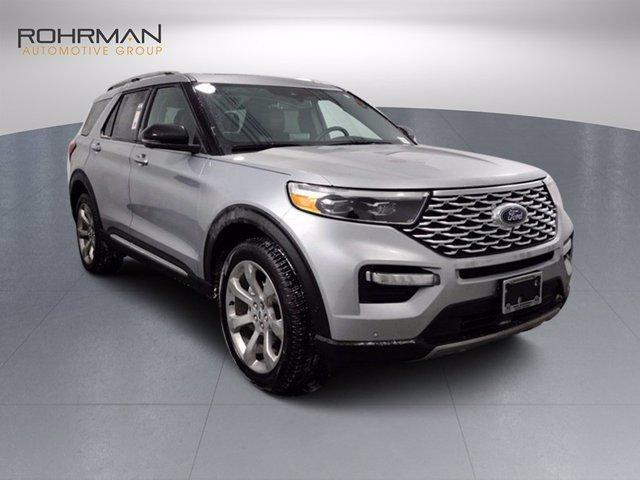 new 2020 Ford Explorer car, priced at $57,785