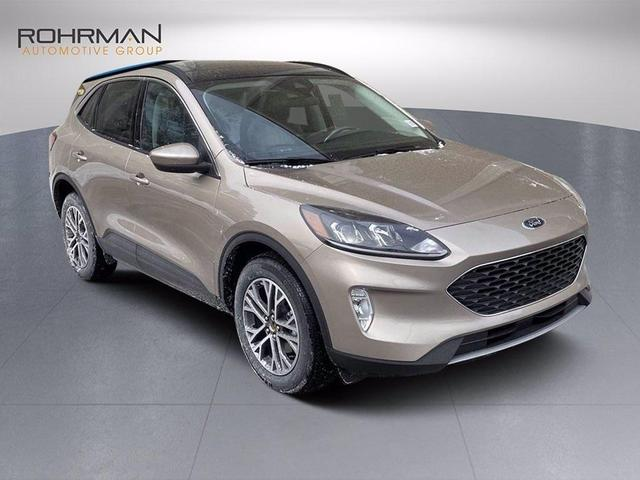 new 2021 Ford Escape car, priced at $35,195