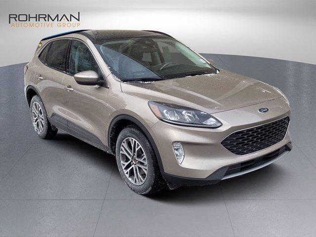 new 2021 Ford Escape car, priced at $33,695