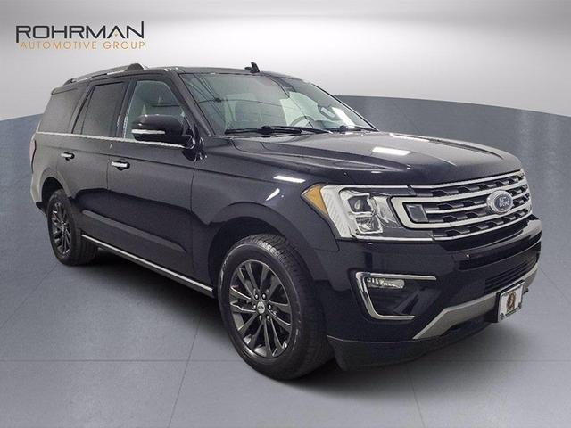 used 2020 Ford Expedition car, priced at $60,999