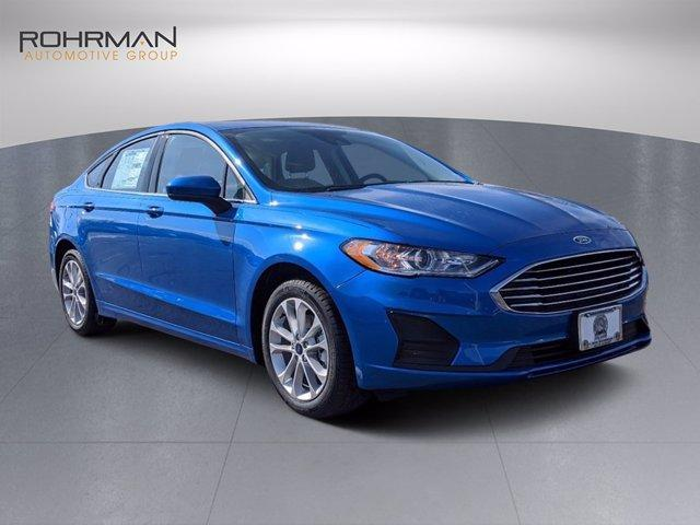 new 2020 Ford Fusion Hybrid car, priced at $27,590