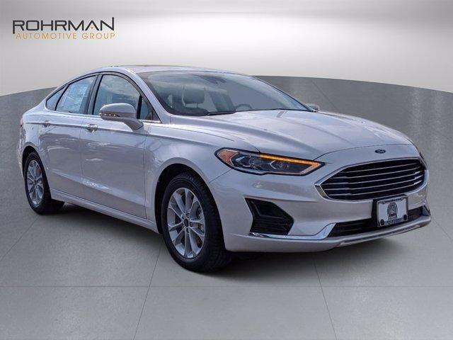 new 2020 Ford Fusion Hybrid car, priced at $31,815