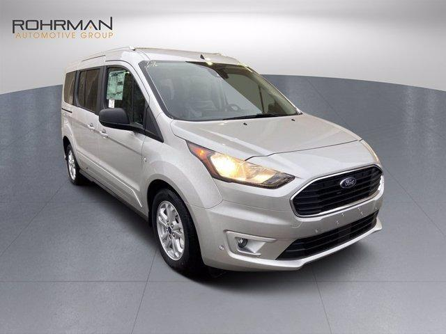 new 2021 Ford Transit Connect car, priced at $31,495