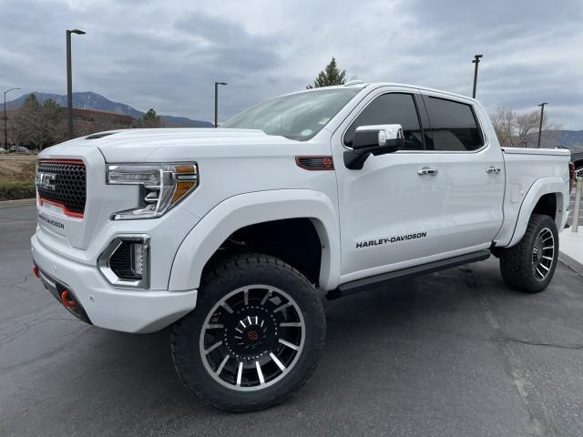 new 2021 GMC Sierra 1500 car