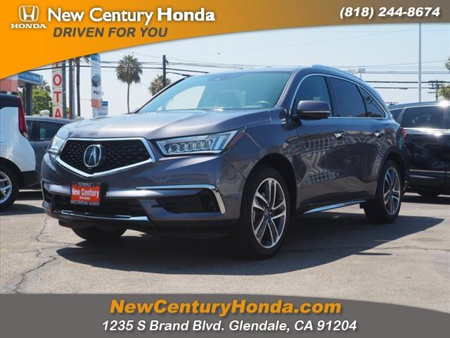 used 2018 Acura MDX car, priced at $36,995