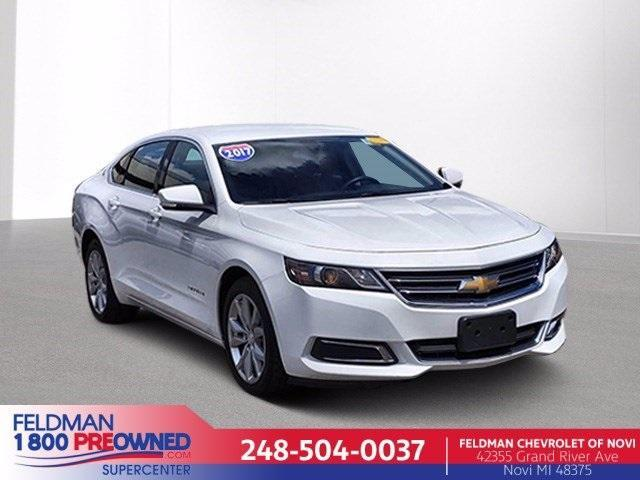 used 2017 Chevrolet Impala car, priced at $18,400